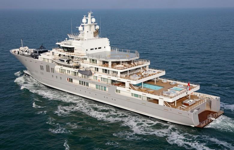 Kleven 107m on Mary Jean Ii Yacht