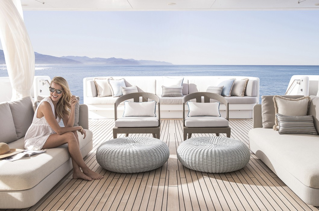 About H48 Delectable Yacht Furniture Design